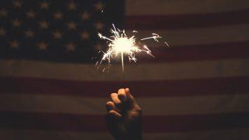 Fourth of July Firecracker