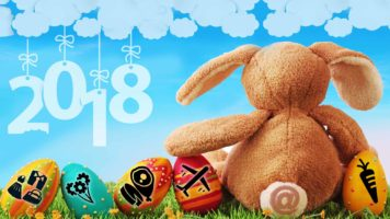 Easter 2018 Revisited